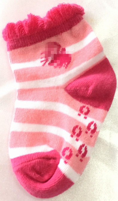 Girls 3 Pack sock